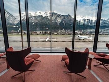 Tyrol Lounge Innsbruck Airport