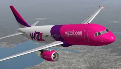 Wizz Air opens Doncaster Sheffield base
