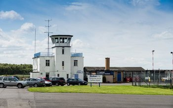 Carlisle Lake District Airport reopens