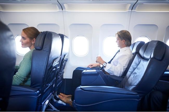 Cobalt Air Business Seat