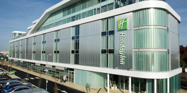 Holiday Inn Southend Airport exterior