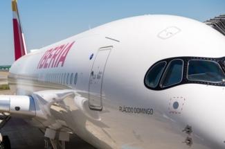 Iberia A350 thumbnail