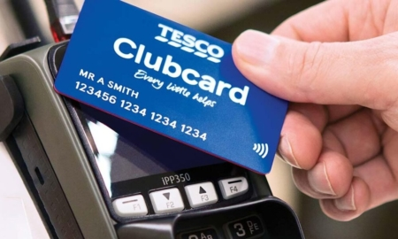 Using small numbers of Tesco Clubcard points