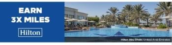 Hilton Lufthansa promotion
