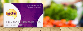Oxfam leaving the Nectar points scheme
