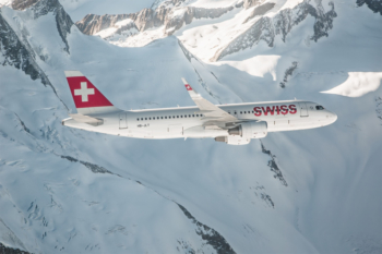 Swiss business class sale from london
