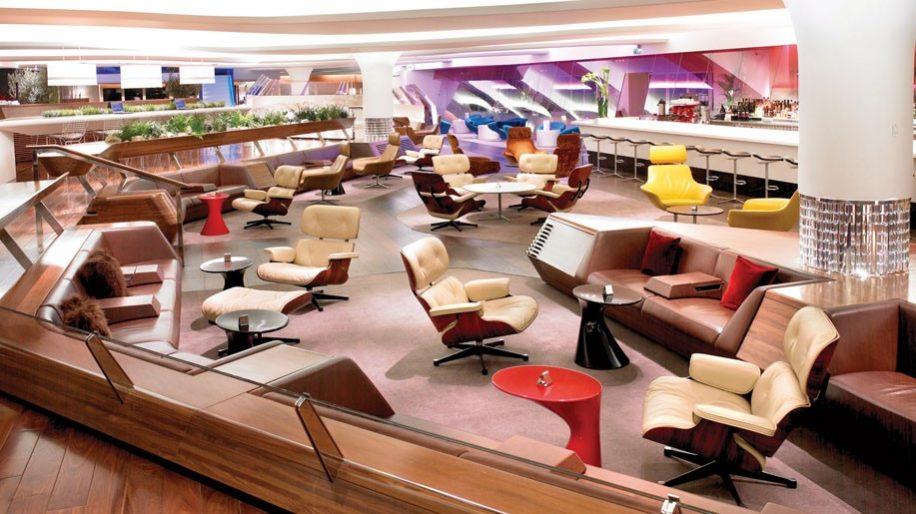 Virgin Atlantic Clubhouse lounge Heathrow Terminal 3 to reopen