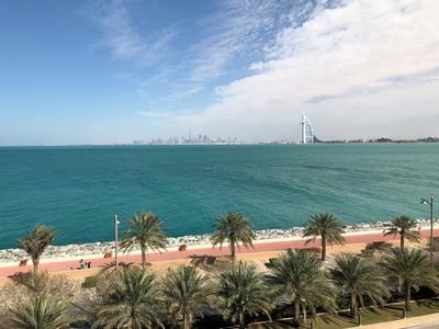 Waldorf Astoria Dubai review
