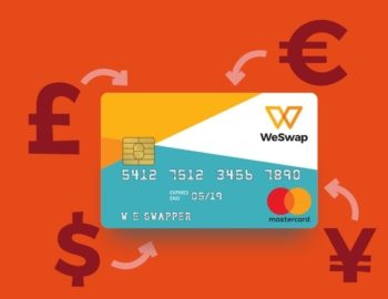 WeSwap card review