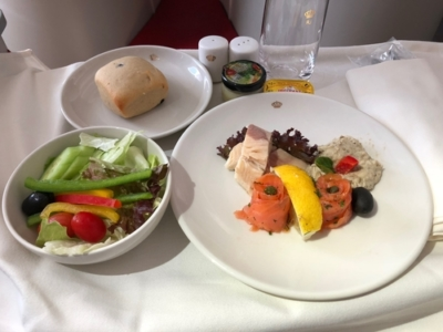 Royal Jordanian Amman to London Heathrow 787 review