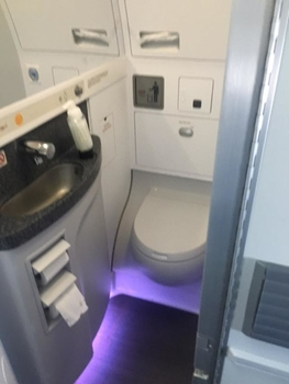 Bits The New Loo On The Ba A321 Ba To Launch Hand Baggage Only On Asia Amp Middle East Cw