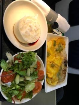 BA cityflyer food