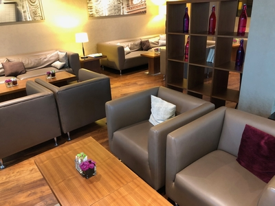 Berlin Marriott executive lounge review