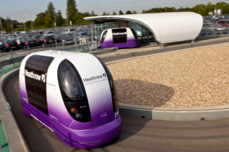 Heathrow pods