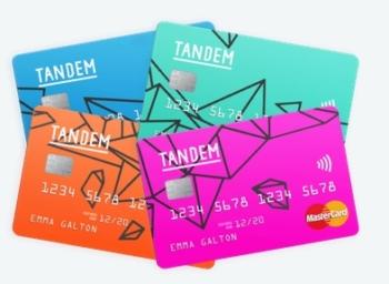 Tandem credit card