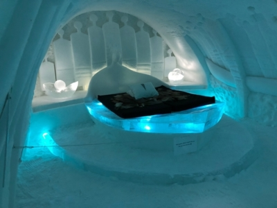 My trip to the Icehotel in Jukkasjärvi, Sweden