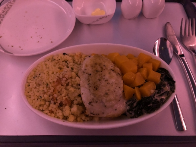 Review of Air China business class from London to Beijing