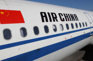 Air China flight 112