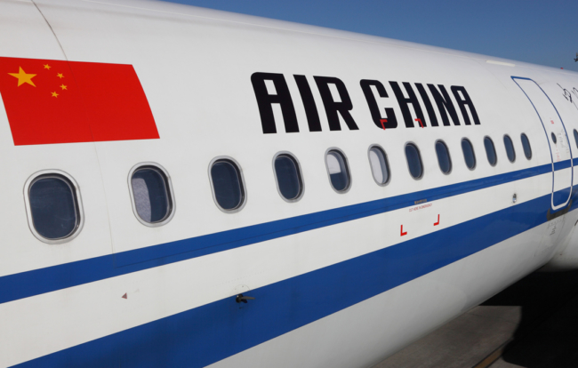 book Air China redemption flights using Virgin Atlantic miles