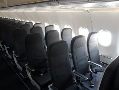 British Airways A320neo seat