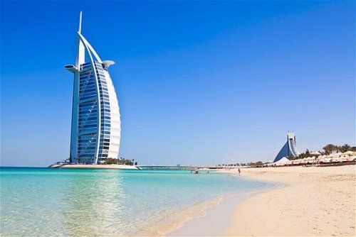 Burj Al Arab hotel review Dubai