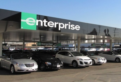 earn miles and points with Enterprise Rent-A-Car