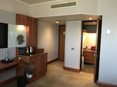 IHG Sandton Towers Johannesburg review