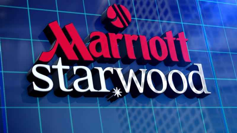 Marriott Starwood new programme launched