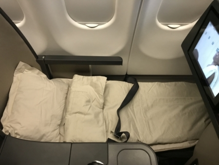 South African Airways SAA business London to Johannesburg