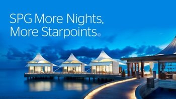 New Starwood promotion for Spring 2018