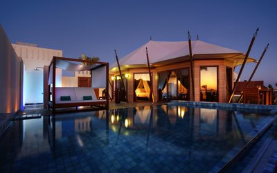 Ritz Carlton Al Hamra Beach resort Ras Al Khaimah