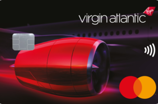 Virgin Rewards Plus credit card