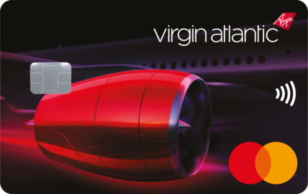 Virgin Rewards Plus credit card