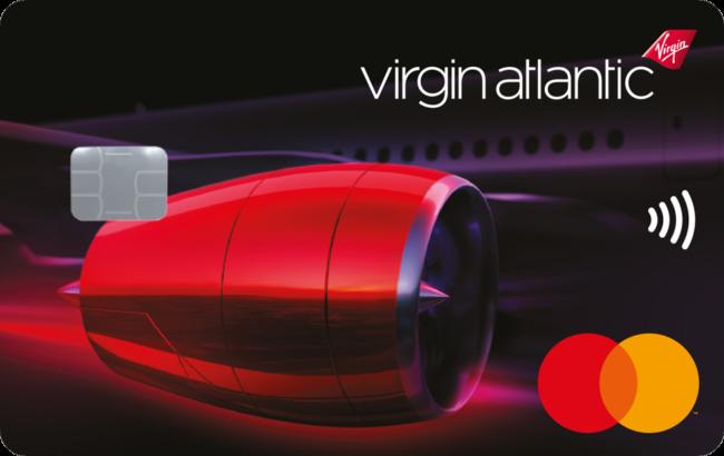 Virgin Atlantic Reward Plus credit card