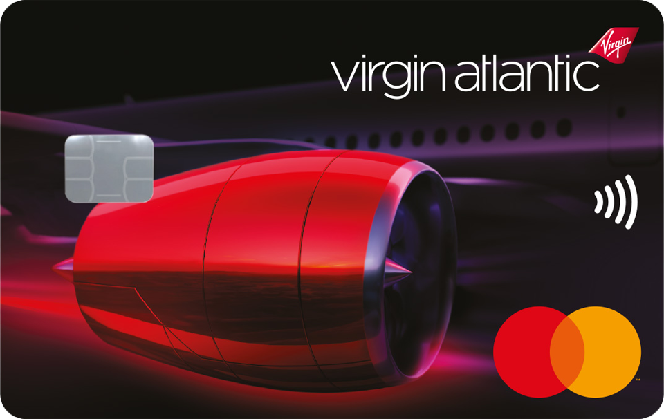 Virgin Reward Plus credit card extra bonus
