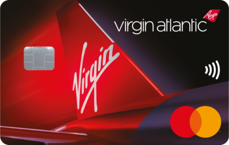 Virgin Rewards credit card