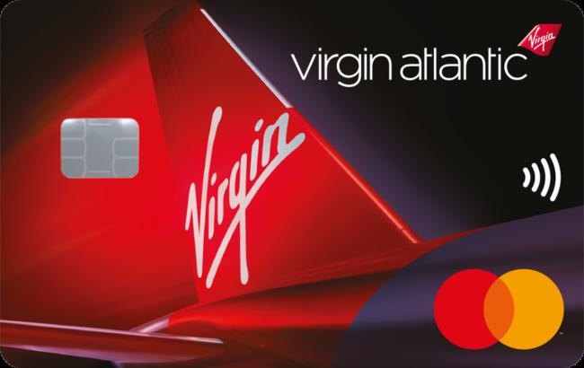 Virgin Atlantic Reward free credit card
