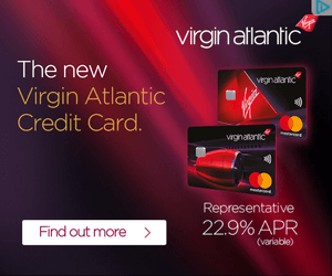 Virgin Flying Club credit card
