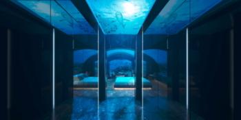 conrad maldives underwater residence