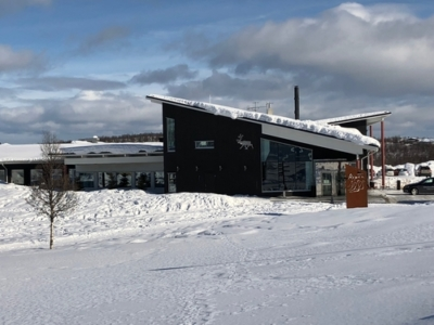 Review Stockholm to Kiruna Narvik Lapland sleeper train