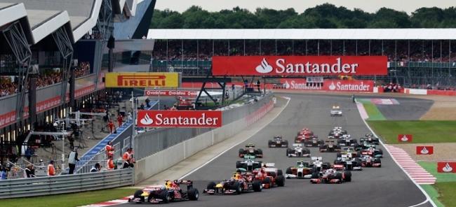 Hilton Honors British Grand Prix McLaren offer