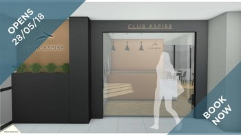 Club Aspire lounge Gatwick North Terminal opening