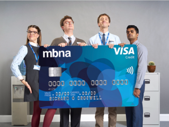 MBNA Horizon credit card review