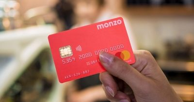 Monzo card bank review