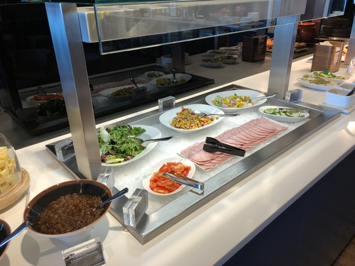 Northern Lights lounge review, Aberdeen Airport