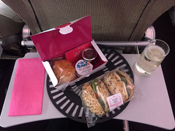 Virgin atlantic economy delight review new york