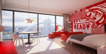 Radisson Red Glasgow launched
