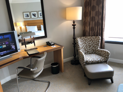 Hilton London Park Lane review