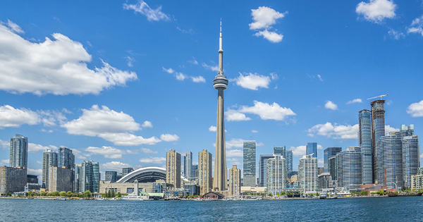 Cheap Flights from Edmonton to Toronto, YEA to YYZ
