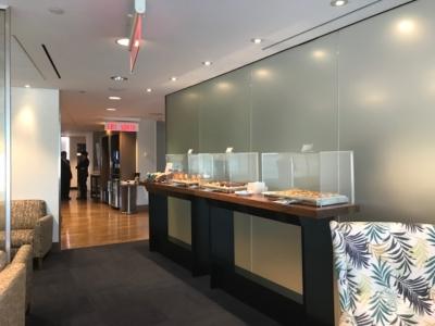 BA Lounge Toronto